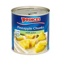 Princes Pineapple Chunks With Juice 432GR