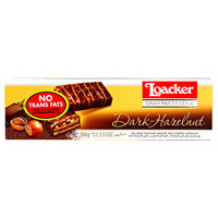 Loacker Pasticeria Dark hazelnut Biscuit Wafer100g