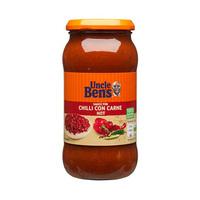 Uncle Ben''s Chilli Hot Sauce 450GR