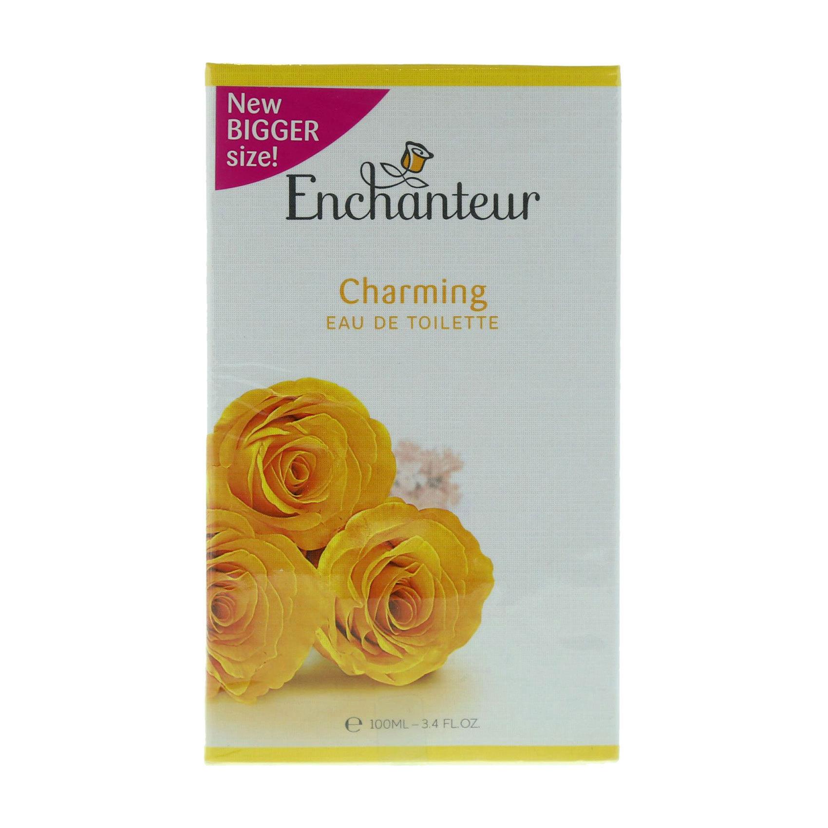 ENCHANTEUR EDT CHARM 100ML