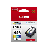 Canon CL-446 XL Tri-Color Ink Cartridge