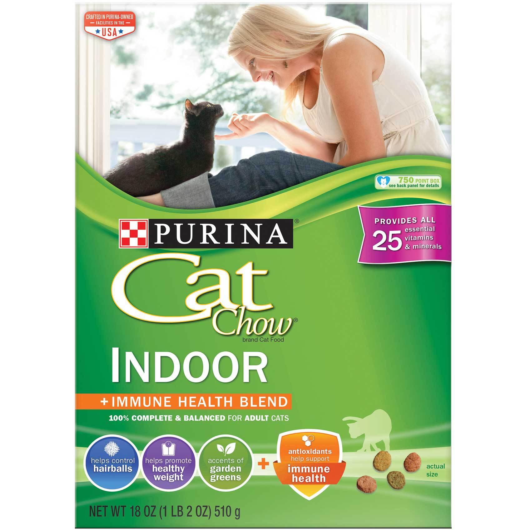 PURINA CAT CHOW INDOOR 510G