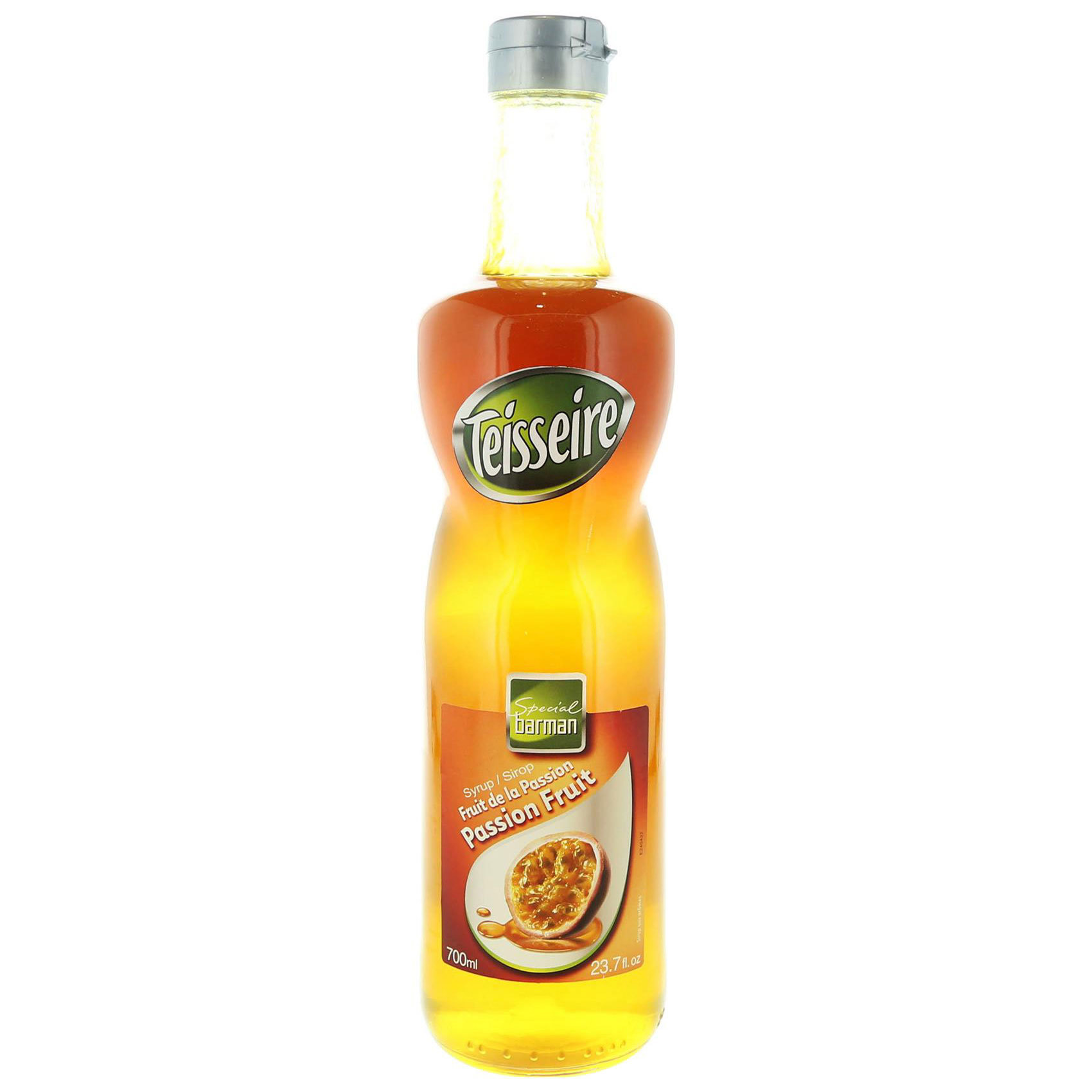 TEISSEIRE SYRUP BARMAN P/FRUIT 70CL