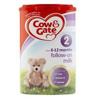 Cow & Gate 2 Follow-On Milk 900g