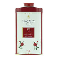 Yardley Red Roses Perfumed Talc 250g