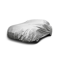 Car Top Cover Polyester X-Large