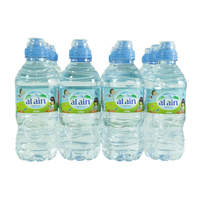Al Ain Sports Caps Bottled Drinking Water 330ml x12