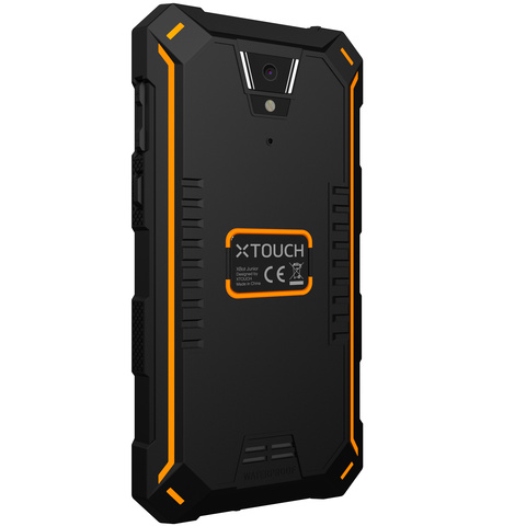 XTOUCH XBOT JUNIOR 16GB DS 4G YELOW