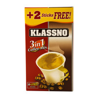 Klassno 3 In 1 Coffee Mix 20gx12