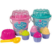 Androni Summertime Cup Cake Beach Set