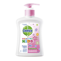 Dettol Healthy Kids Princess Liquid Hand Wash 200 ml