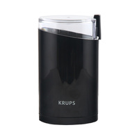 Moulinex Coffee Grinder Krups F203 200 Watt Stainless Steel And Black