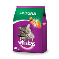 Whiskas Tuna Dry Food Adult 1+ years 3kg