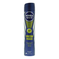 Nivea Men 48 Hour Fresh Power Musk Scent Deodorant 200ml