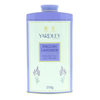 Yardley London English Lavender Perfumed Talc  250g