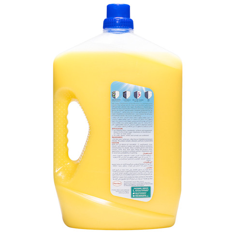 Dac-Super-Disinfectant-Multi-Purpose-Cleaner-Lemon-3L
