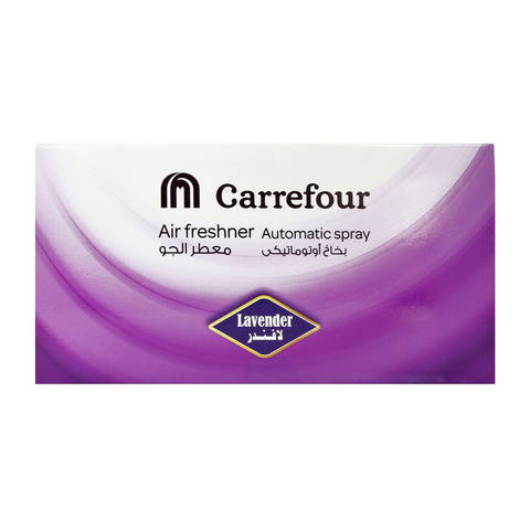 Carrefour-Air-Freshener-Automatic-Spray-Lavender-Dispenser-250ml-