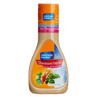 American Garden Lite Thousand Island Dressing 267ml