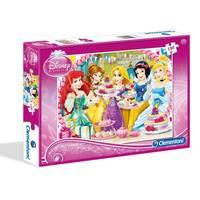 Clementoni - Disney Princess Royal Tea Party Puzzle 180pcs