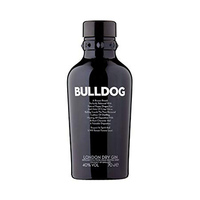 Bulldog Dry Gin 40%V Alcohol 70CL