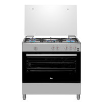 Teka 90x60Cm Gas Cooker FS 902 5GG SS