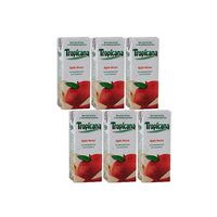 Tropicana Juice Apple 200 Ml 6 Pieces