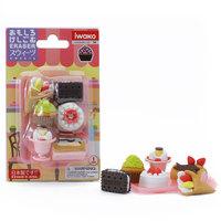 Iwako Sweets Eraser