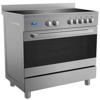 Midea 90X60 Cm Ceramic Cooker VSVC96048