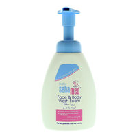 Sebamed Face & Body Wash Foam 400ml