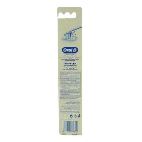Oral-B-Clinic-Line-Pro-Flex-Medium-Toothbrush