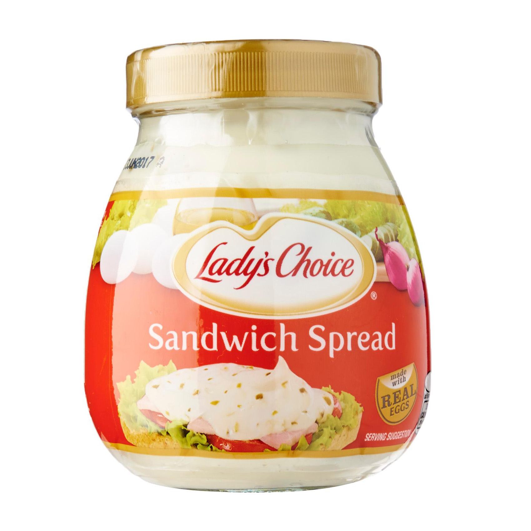 LADY'S CHOICE SANDWICH SPREAD 220M