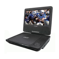 Coby TFDVD7068 Portable DVD Player