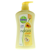Dettol Natural Soothing Body Wash 500ml