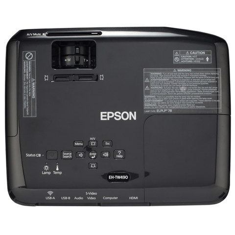 Epson-Projector-EH-TW490