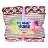Planet Home Microfiber Comforter 150X220 Brown