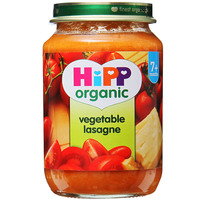 Hipp Organic Vegetable Lasagne 190g