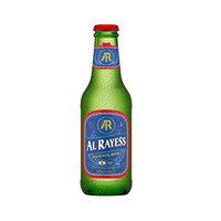 Al Rayess Beer Bottle 25CL