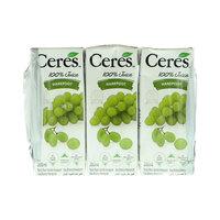 Ceres Hanepoot Juice 200mlx6