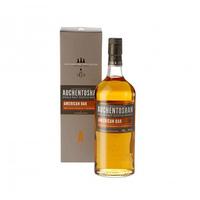 Auchentoshan American Oak whisky 40%V Alcohol 70CL + Mug Free