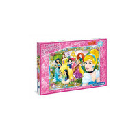 Clementoni Puzzle Disney Princess 100 Maxi Pieces