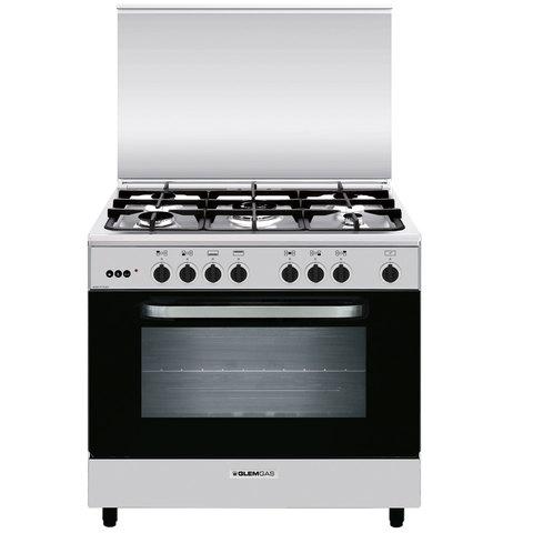 Glemgas-90X60-Cm-Gas-Cooker-AL9612GI/FSCD