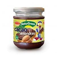 Nature Green Cacao Spread Almendras Jar 200GR