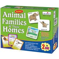 Creative'S Animal Families
