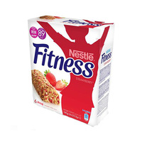 Nestle Fitness Bar Strawberry 23.5GR X 6