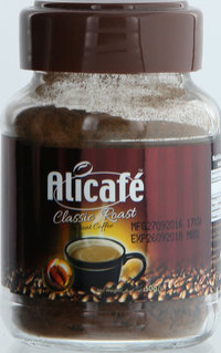 Ali Café Instant Coffee Classic Roast 50 g