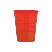 Bibo Disposible Cup Red 50 Pieces