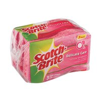 Scotch Brite Sponge Delicate Cell X3 Sponges