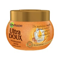 Ultra Doux Marvelous with Argan and Camilia Oils  Mask 300ML