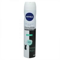 Nivea Deodorant Invisible Black And White Clean 200ml