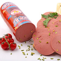 Siniora Beef Mortadella with Pistachios